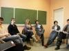 Конференция ВЕГИ (18.02.2012). Круглый стол специалистов. Что-то говорю...